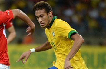 Scolari defends Neymar selection