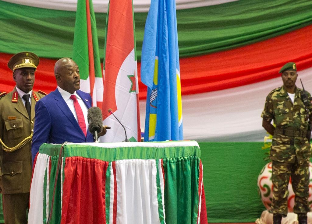 Burundi demands Belgium replace envoy: diplomat