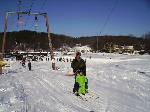 Think Globally, Ski Locally: Tiny $5 Ski Hill In Vermont Is Where Lifelong Skiers Are Made