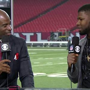 Atlanta Falcons wide receiver Devin Hester: Deion is the 'best cornerback'
