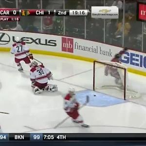 Carolina Hurricanes at Chicago Blackhawks - 03/02/2015