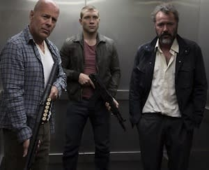 'A Good Day to Die Hard' Review: The Cat's in the Cradle and the Uranium's Enriched