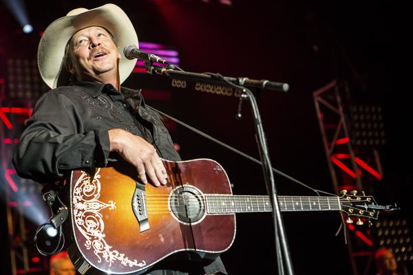 Alan Jackson Unveils 'Bluegrass Album' Tunes in Nashville