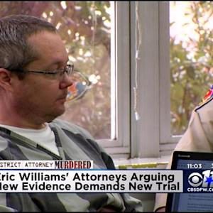Kaufman Killer's Attorneys Demand New Trial