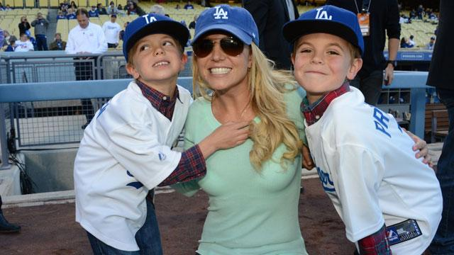 Britney Spears Is Taking Pre-Algebra Classes to Help Her Sons with Their Homework