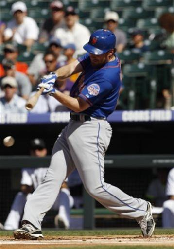 Byrd homers, leads Mets to 3-2 win over Rockies