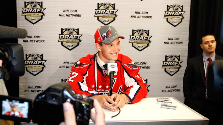 2012 NHL Entry Draft - Round One