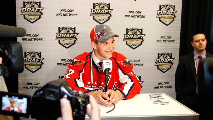 2012 NHL Entry Draft - Round One