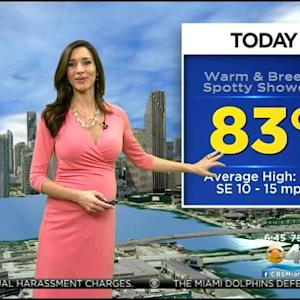 CBSMiami Weather @ Your Desk - 12/09/13 6:00 a.m.