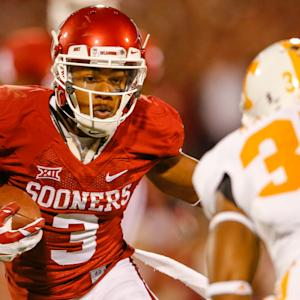 Oklahoma's Sterling Shepard's Top 3 Plays Of 2014