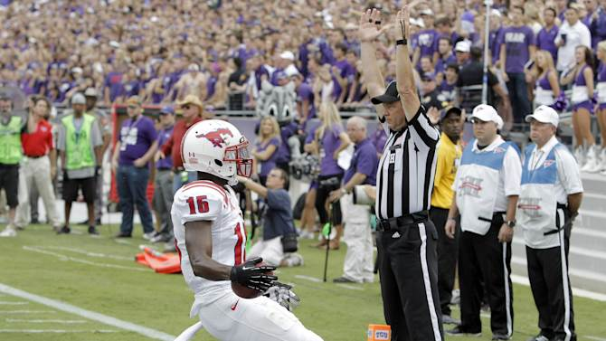 Boykin, defense key to 48-17 TCU victory over SMU