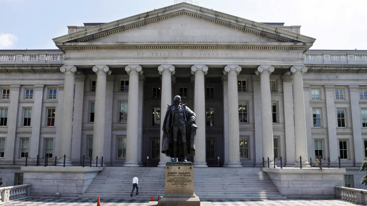 US budget deficit widens $139 billion in May