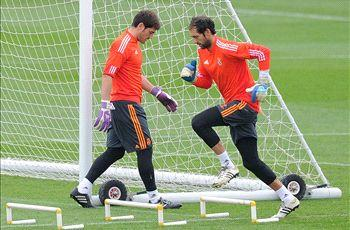 Lopez has helped Real Madrid to the top, insists Casillas