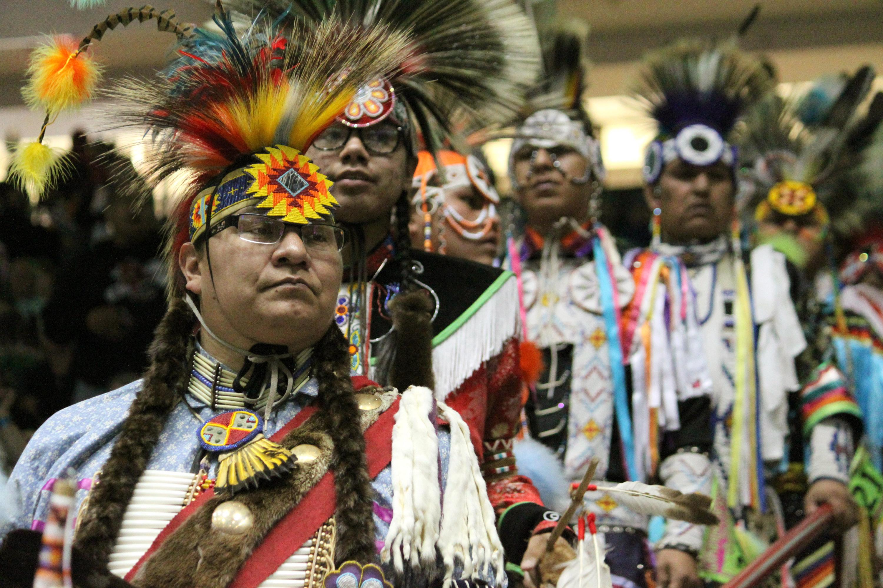 North America's largest powwow draws thousands to New Mexico