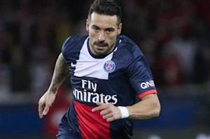 Blanc: I did not hesitate to play grieving Lavezzi