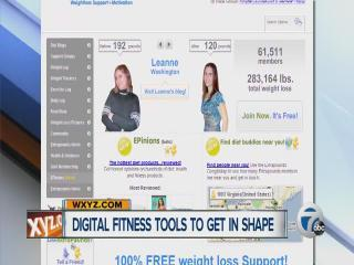 Digital tools to get in shape