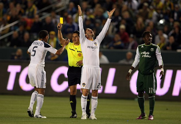 Portland Timbers v Los Angeles Galaxy