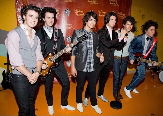 Jonas Brothers Wax