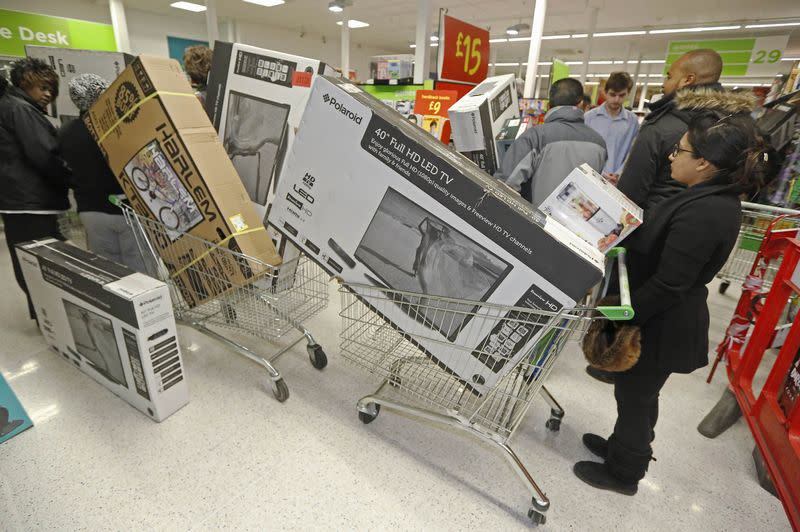 Consumer confidence slides to nine-month low in December - GFK