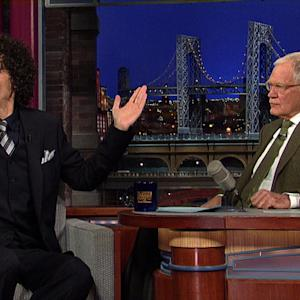 David Letterman - Howard Stern, Part 3 (11/22/13)