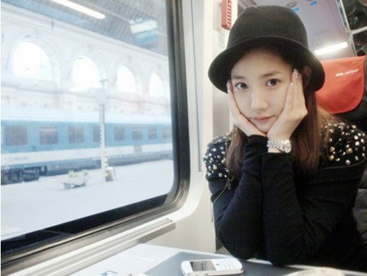 Park Min Young reveals her swollen face