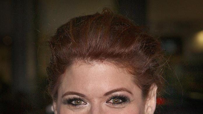Nothing Like the Holidays LA Premiere 2008 Debra Messing
