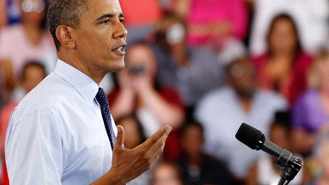 Obama Campaign: 'America Doesn't Need a Birther-in-Chief'