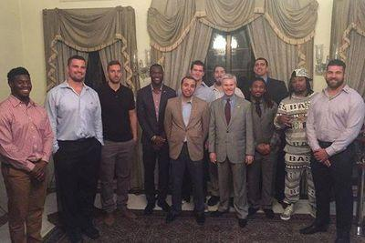 Marshawn Lynch doesn't care about your dress code