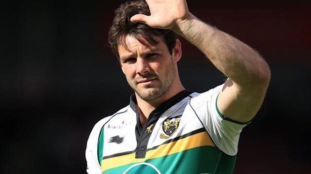 Northampaton Saints' Ben Foden