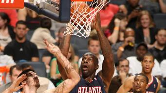 Bench leads Hawks over Bobcats 116-96