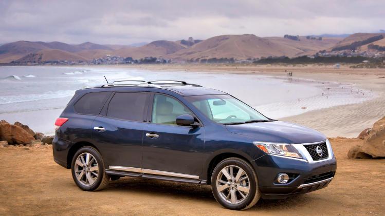 Revamped Pathfinder is best in fuel economy