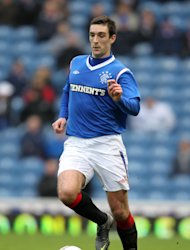 Lee Wallace (pictured) joined Lee McCulloch in deciding to stay at the newco Rangers