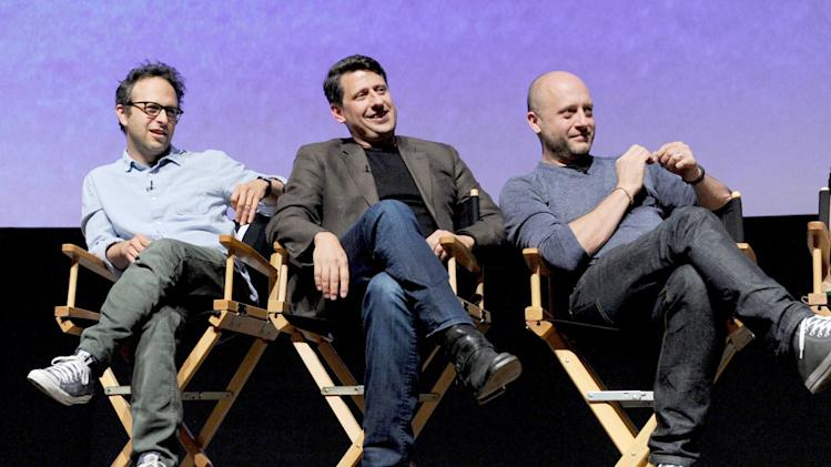"""New Girl"" screening and Q&A at the Academy of Television Arts & Sciences - Jake Kasdan, Brett Baer, Dave Finkel"