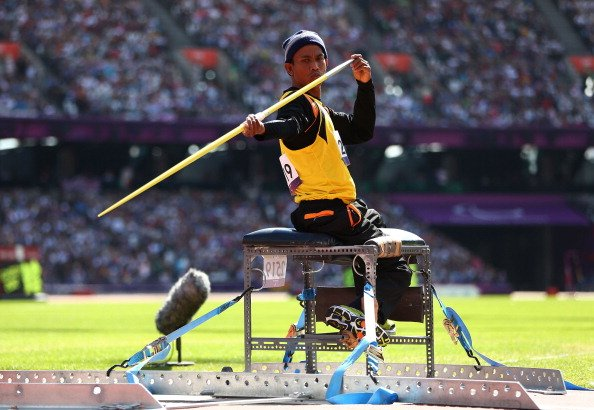 Malaysians at the London 2012 Paralympic Games