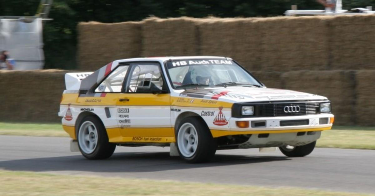 Top 11 Rides to Convert into Rally Cars
