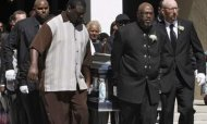 Rodney King's Funeral Is Held In Los Angeles
