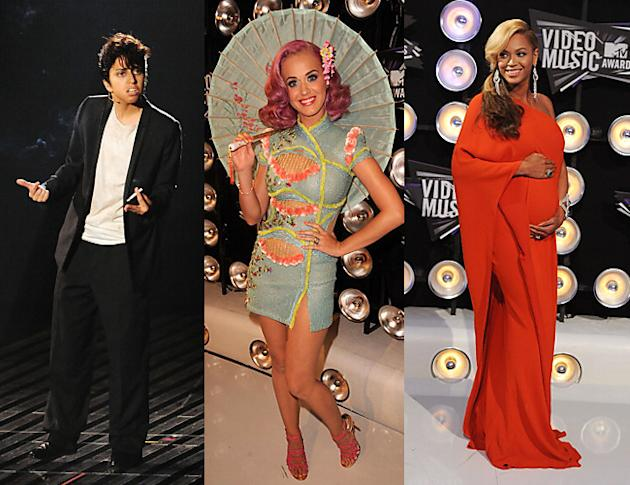 The 2011 MTV VMAs: where simple is sometimes better