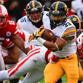 No. 4 Iowa tops Nebraska 28-20, move to 12-0