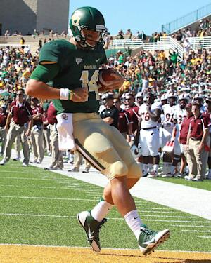 Baylor might need all points it can get vs W. Va