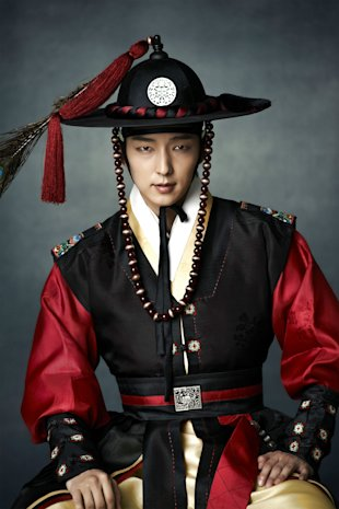 "Lee Jun Ki dalam drama Korea ""Arang and the Magistrate"" (Foto: Dok. HanCinema)"