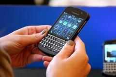 How long will BlackBerry's corporate clients stay?