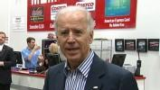 Vice President Biden Shops at Costco, Calls for Extension of Middle Class Tax Cuts