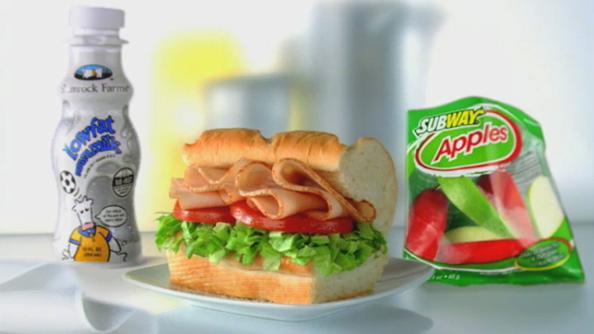Subway's Fresh Kids Meals