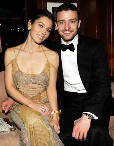 Justin Timberlake Serenaded Jessica Biel as She Walked Down Aisle at Wedding: &quot;Grown Men Were Weeping&quot;