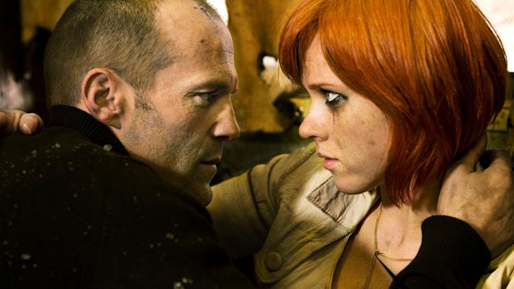 Jason Statham Natalya Rudakova Transporter 3 Production Stills Lionsgate 2008