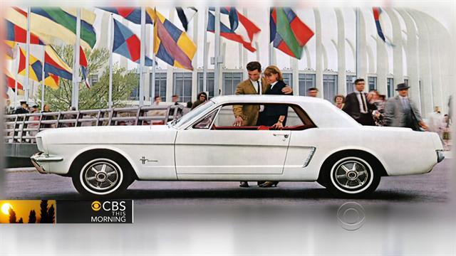 All That Mattered: The Ford Mustang
