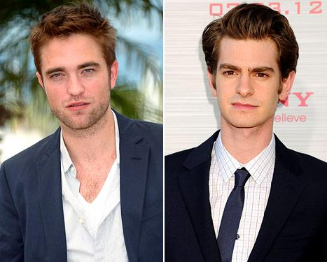 Andrew Garfield, Robert Pattinson Can't Stand Each Other!