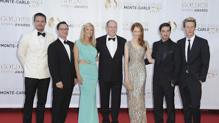 53rd Monte Carlo TV Festival : Closing Ceremony