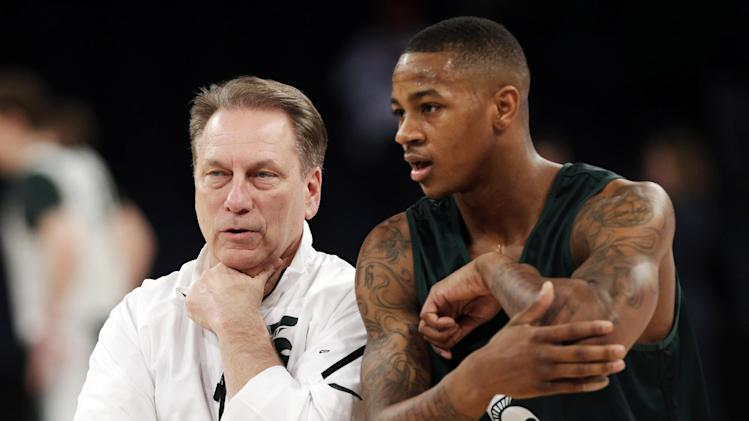 Healthy Michigan State faces solid Virginia