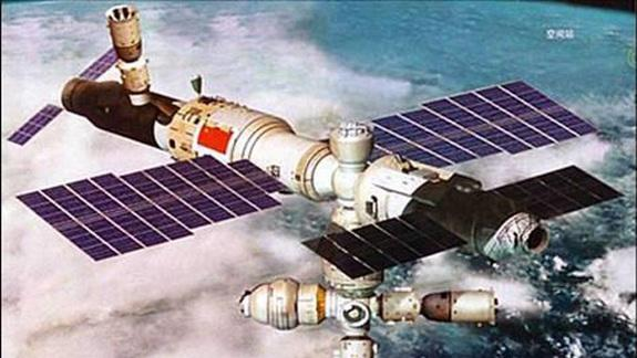 Chinese Rocket Engine Test a Big Step for Space Station Project